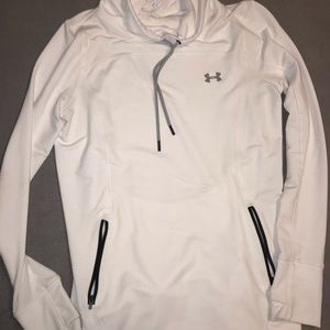 Under Armour Featherweight Fleece Slouchy Popover